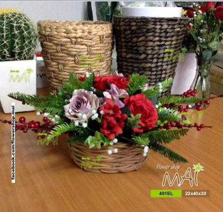 Khay hoa hồng 401EL